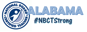 Alabama National Board Certification Logo