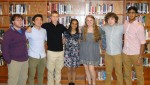 Seven National Merit Scholarship Semifinalists