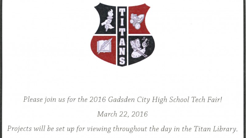 GCHS Tech Fair - March 22