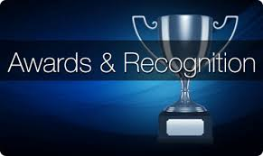Awards and Recognitions - April Board Meeting