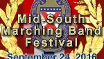Mid-South Band Festival Schedule