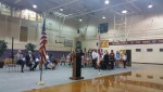 Emma Sansom MS Veteran's Day Program