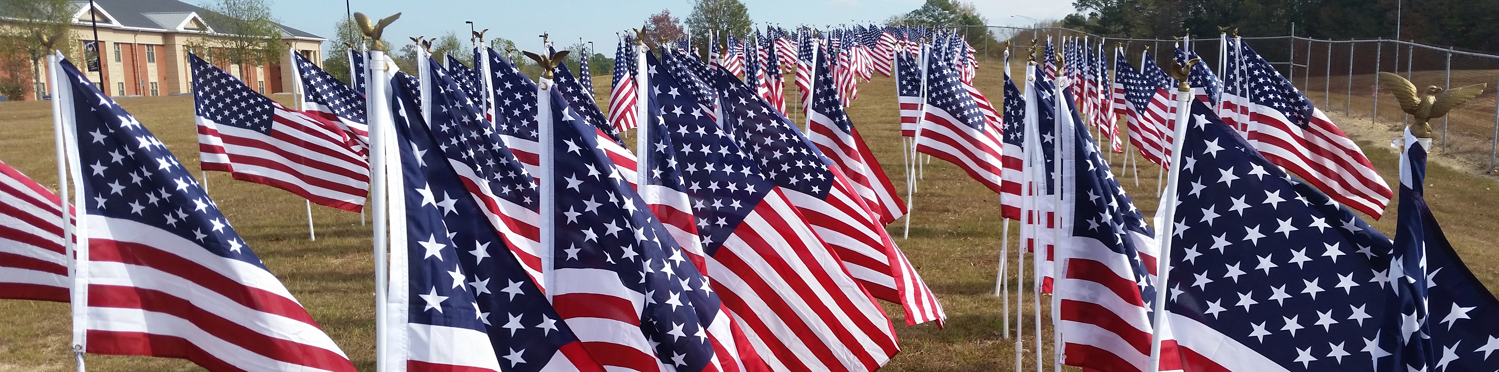 Field of Honor American Flags