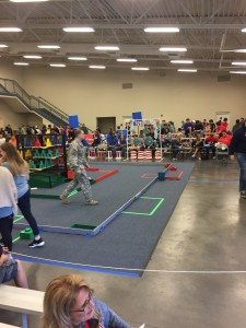 BEST Robotics Floor competition area